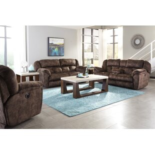 Carrington Reclining Configurable Living Room Set