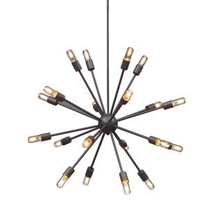 Mercury Row Braggs 20-Light Chandelier