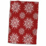 Snowflake Kitchen Towels You Ll Love In 2021 Wayfair