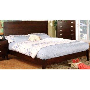 Charlton Home Poulsen Eucalyptus Panel Bed