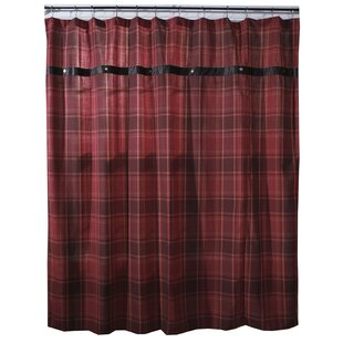 Arthurs Plaid Single Shower Curtain