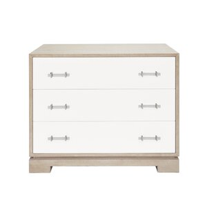 Best Reviews 3 Drawer Accent Chest By Worlds Away