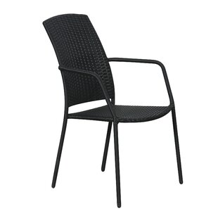 Maxson Stacking Garden Chair By Sol 72 Outdoor
