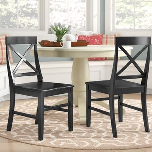 Hitz Dining Chair (Set of 2) Charlton Home