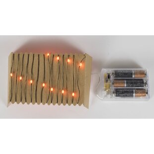 Bat Try Me 30-Light Fairy String Light by Oncor