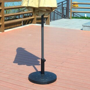 Kepler Resin Free Standing Umbrella Base