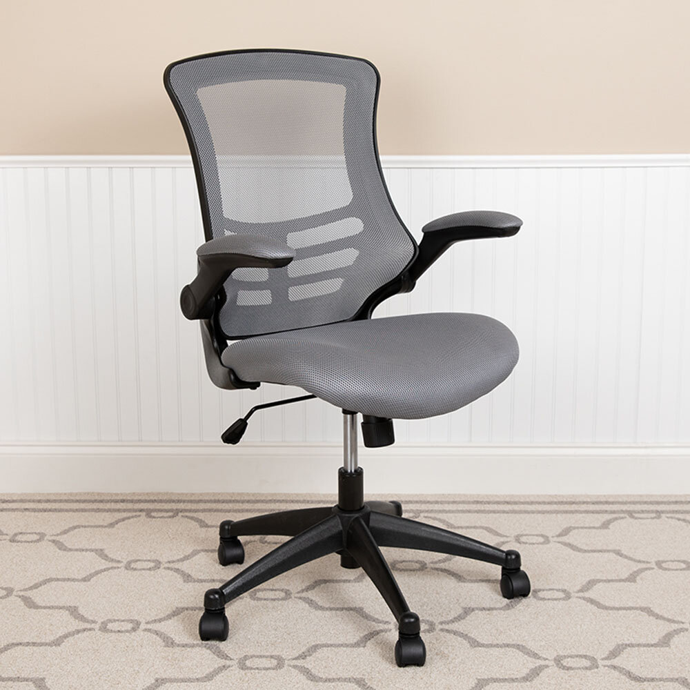 Symple Stuff Hartigan Mid Back Mesh Task Chair Wayfair