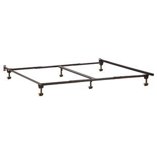 Alwyn Home Metal Bed Frame