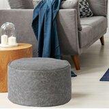 Bourne Pouf by Ebern Designs