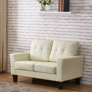 Althea Tufted Loveseat