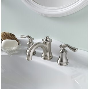 Symmons Winslet Deck Mounted Widespread Bathroom Faucet