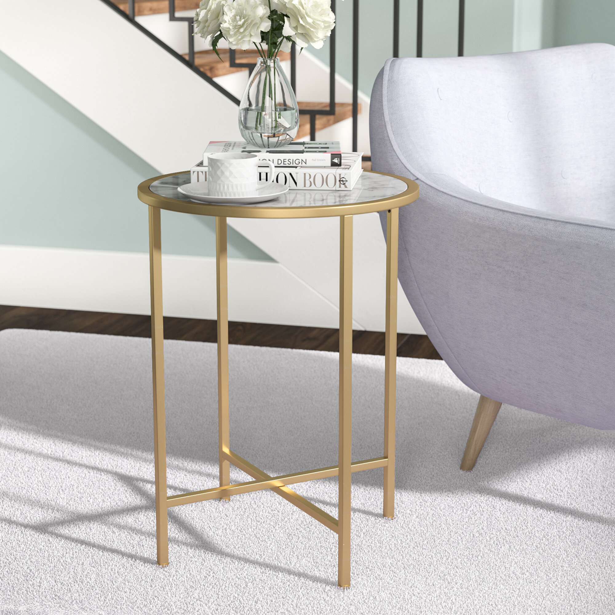 975e7d34123 Willa Arlo Interiors Daliah End Table   Reviews
