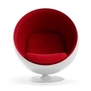 Great choice Samira Swivel Balloon Chair ByOrren Ellis