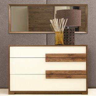 Linsey 3 Drawer Chest by Wrought Studio
