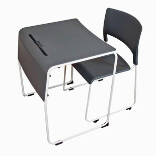 27 W Writing Desk and Chair Set by Isabelle amp Max