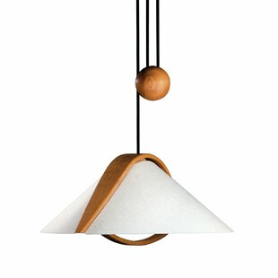 Corrigan Studio Madyson 2 Light Cone Pendant