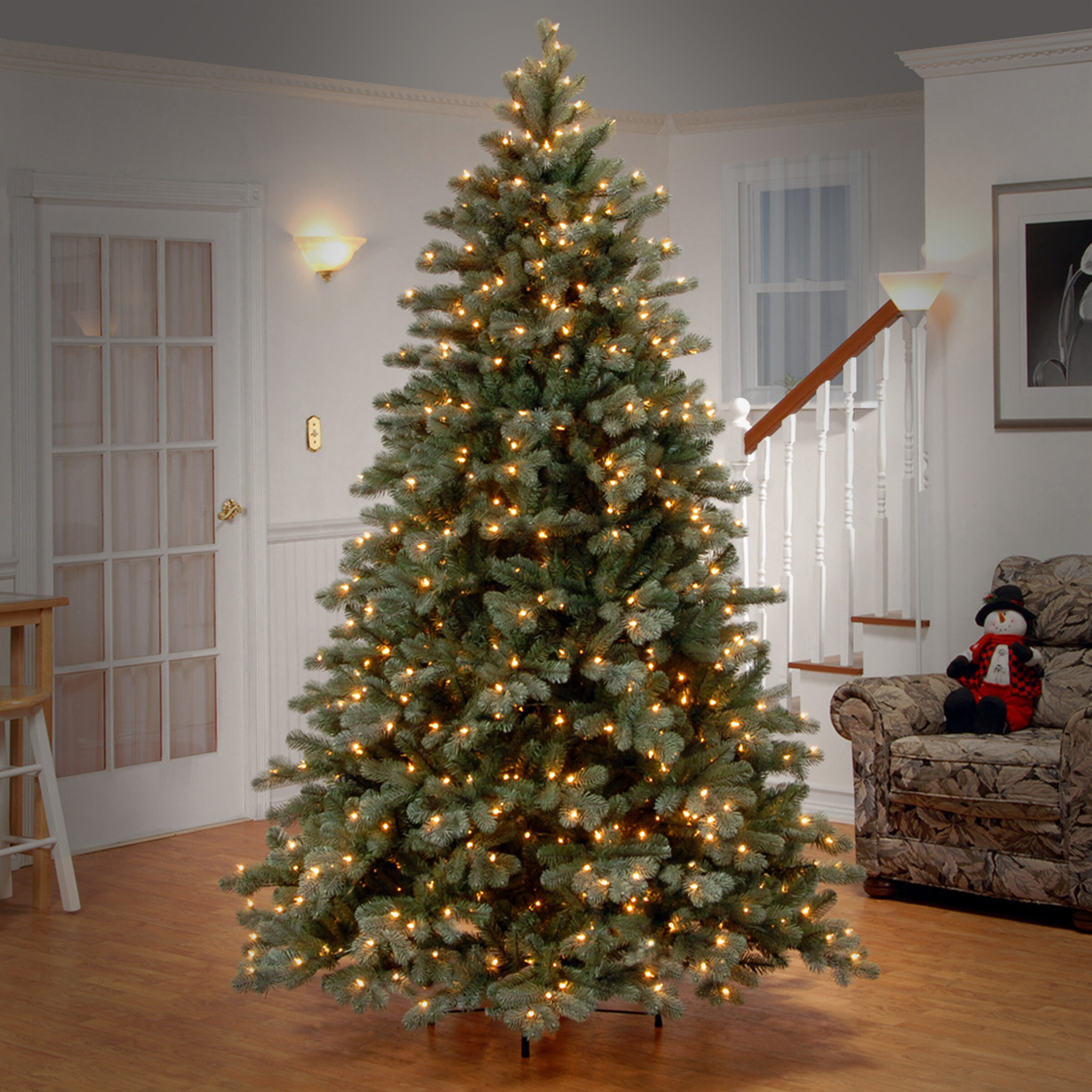 Faux Christmas Trees With Lights Cheaper Than Retail Price Buy Clothing Accessories And Lifestyle Products For Women Men