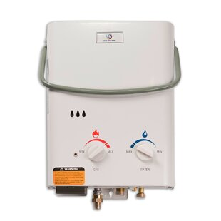 Eccotemp Systems LLC Eccotemp 1.5 GPM Portable Liquid Propane Tankless Water Heater
