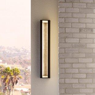Feiss Mattix 4-Light LED Outdoor Flush Mount