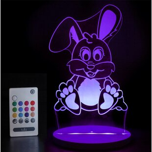 Tulio Dream Lights Rabbit Night Light
