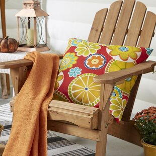 Beachcrest Home Eastpoint Solid Wood Folding Adirondack Chair