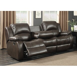 Samara Transitional Reclining Sofa by AC Pacific 2019 Coupon