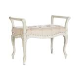 Laurie Short Upholstered Bench