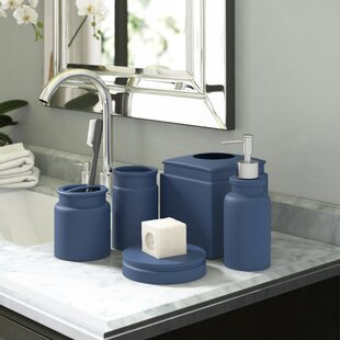 Noemi 5 Piece Bathroom Accessory Set By Charlton Home