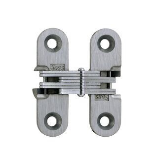 Model 203 Invisible Cabinet Hinge by SOSS