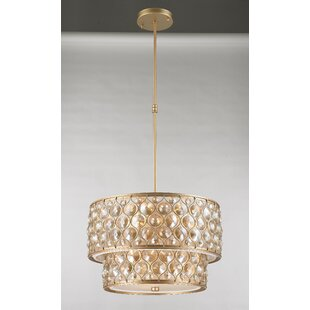 Adonis Crystal 9-Light Dru..