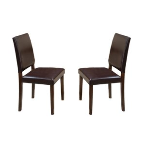 Lofts Upholstered Parsons Side Chair (Set Of 2)