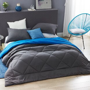 Ristaino Supersoft Oversized Bedding Reversible Single Comforter