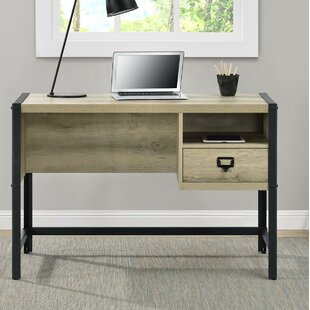 Isley 1 Drawer Writing Desk by Wrought Studio