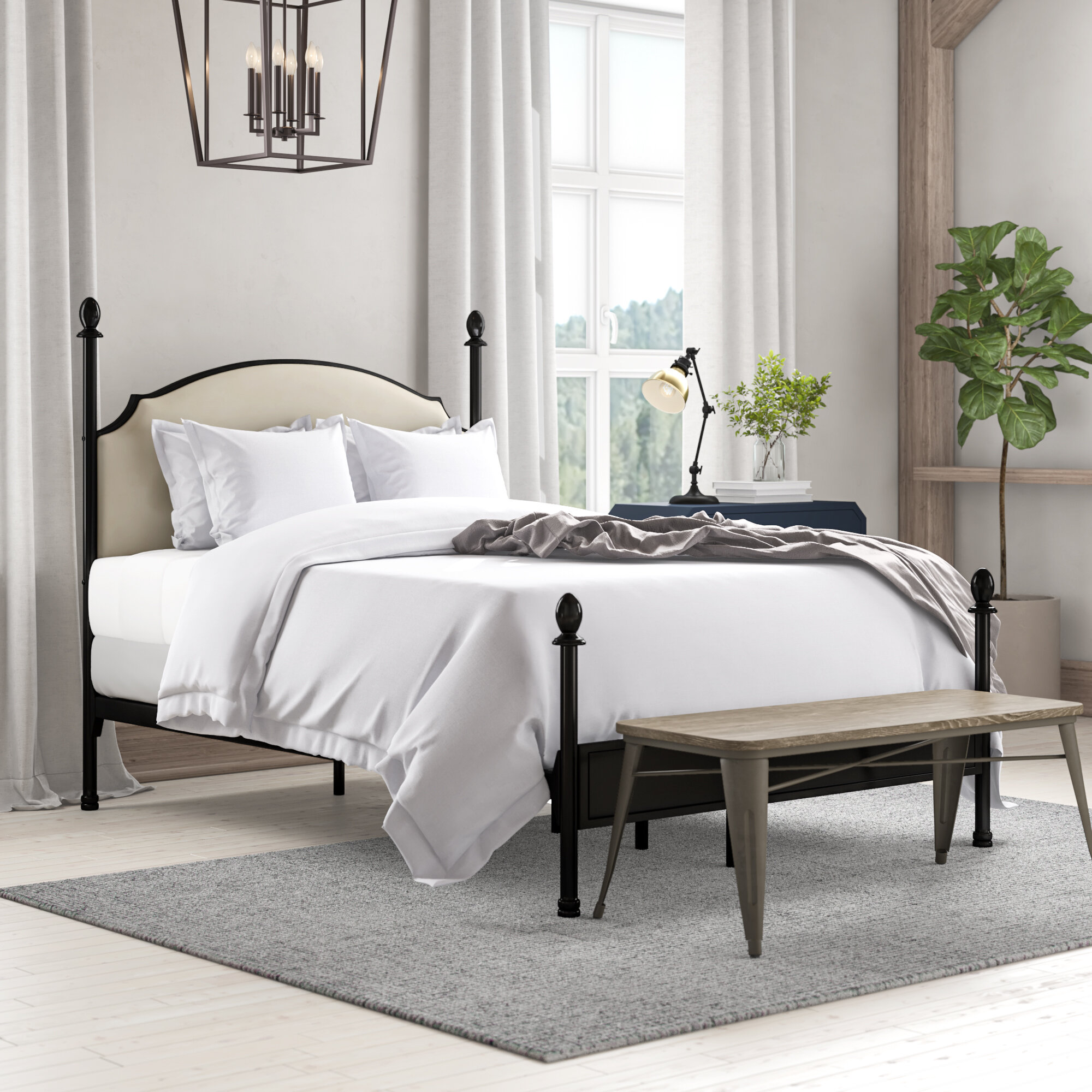 Wayfair Four Poster Beds You Ll Love In 2021
