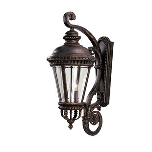 Llewellyn Outdoor Wall Lantern