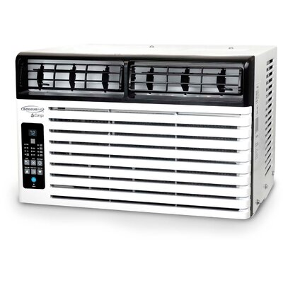Soleus Air 6,400 BTU Energy Star Window Air Conditioner with Remote