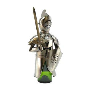 Knight 1 Bottle Tabletop Wine Rack by Win..