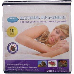 Standard Hypoallergenic Waterproof Mattress Protector