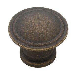Modern Mushroom Knob