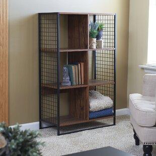 Siebert 6 Cube Standard Bookcase by Williston Forge