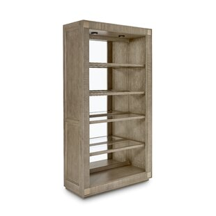 Albright Lighted Curio Cabinet by Everly Quinn