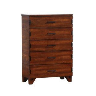 Brayden Studio Keitt 6 Drawer Chest Image