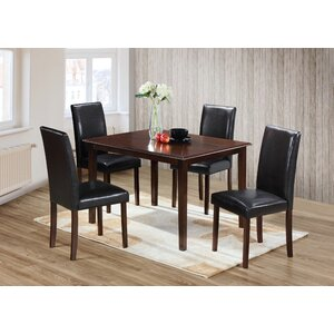 5 Piece Dining Set By Best Quality Furniture