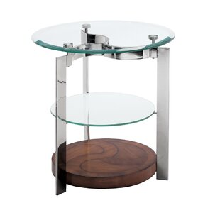 Byron End Table by Wade Lo..