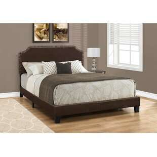 Charlton Home Dugas Queen Upholstered Panel Bed