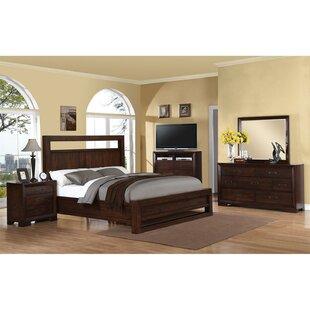 Loon Peak Lancaster Panel Configurable Bedroom Set