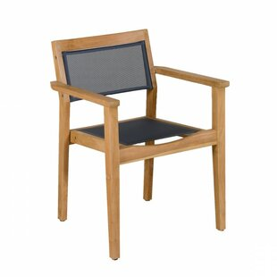 Les Jardins Valteck Teak Patio Chair (Set of 4)