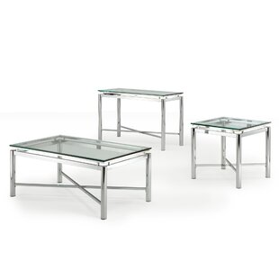 Nova 3 Piece Coffee Table Set