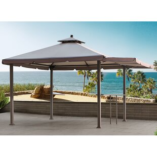 Replacement Canopy for Double Roof Gazebo by Sunjoy
