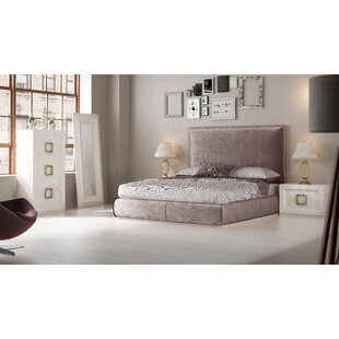 Knorr Panel 5 Piece Bedroom Set